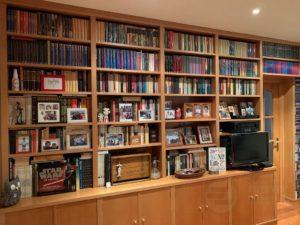 Libreria De Haya A Medida