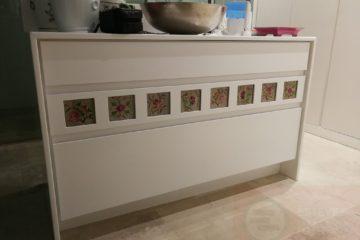 Mueble de Baño adaptado al Marmol Macael